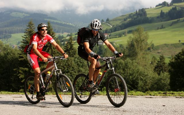 Bike Touren mit Outdoor Geisler